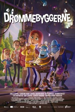 Dreambuilders - Danish Movie Poster (thumbnail)
