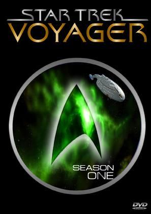 """""""Star Trek: Voyager"""" - DVD movie cover (thumbnail)"""
