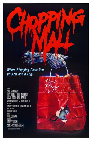 Chopping Mall - Movie Poster (thumbnail)