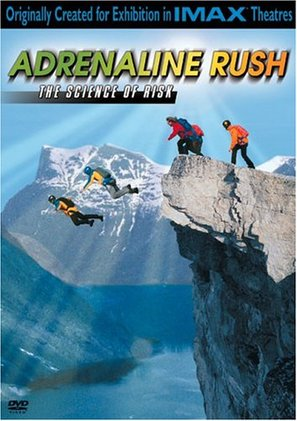 Adrenaline Rush: The Science of Risk - DVD cover (thumbnail)