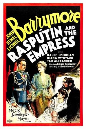 Rasputin and the Empress - Movie Poster (thumbnail)