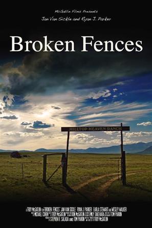 Broken Fences - Movie Poster (thumbnail)