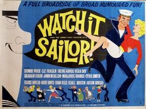 Watch it, Sailor!