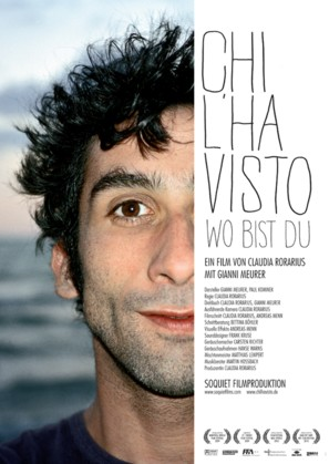 Chi l'ha visto - German Movie Poster (thumbnail)