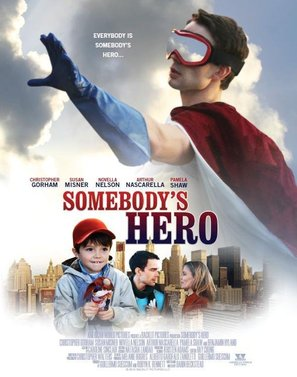 Somebody's Hero - Movie Poster (thumbnail)