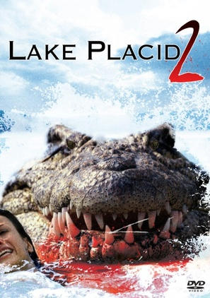 Lake Placid 2 - DVD cover (thumbnail)