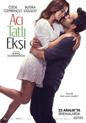 Aci Tatli Eksi - Turkish Movie Poster (thumbnail)