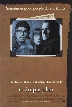 A Simple Plan - Movie Poster (thumbnail)