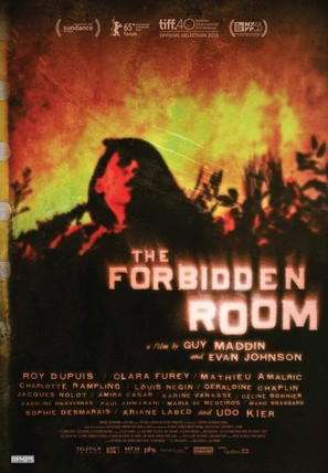The Forbidden Room - Canadian Movie Poster (thumbnail)