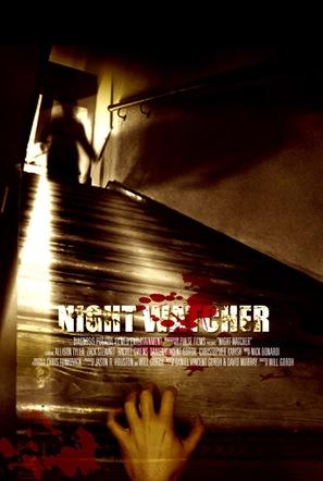 Night Watcher - Movie Poster (thumbnail)