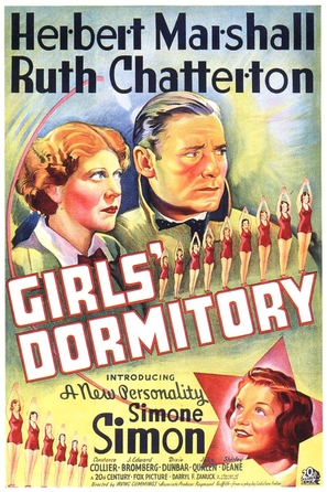 Girls' Dormitory - Movie Poster (thumbnail)