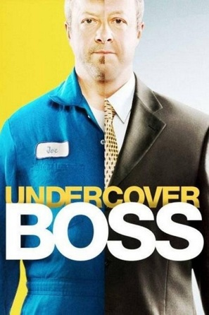 """""""Undercover Boss"""" - Movie Poster (thumbnail)"""