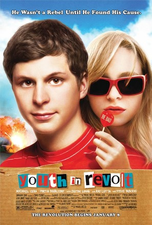 Youth in Revolt - Movie Poster (thumbnail)