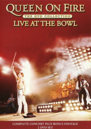 Queen on Fire: Live at the Bowl - Movie Cover (thumbnail)