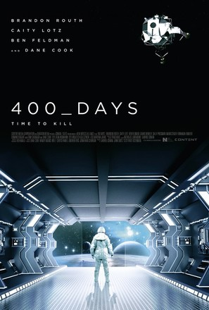 400 Days - Movie Poster (thumbnail)