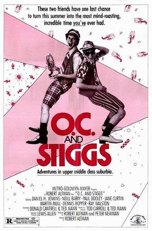 O.C. and Stiggs - Movie Poster (thumbnail)