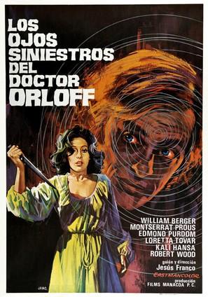 Ojos siniestros del doctor Orloff, Los