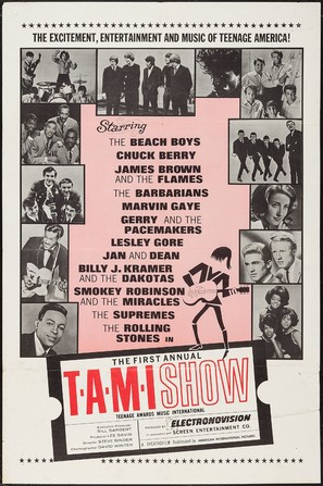 The T.A.M.I. Show - Movie Poster (thumbnail)