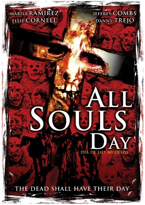 All Souls Day: Dia de los Muertos - DVD movie cover (thumbnail)