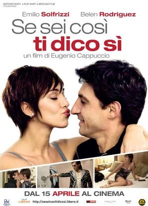 Se sei cosi ti dico si - Italian Movie Poster (thumbnail)