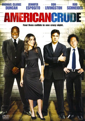 American Crude - DVD movie cover (thumbnail)