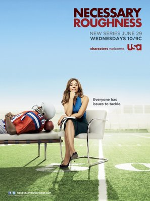 """Necessary Roughness"" - Movie Poster (thumbnail)"