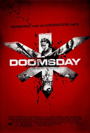 Doomsday - Movie Poster (thumbnail)