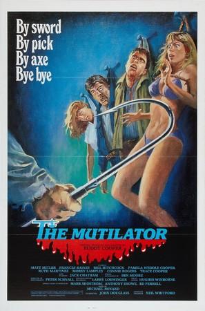 The Mutilator - Movie Poster (thumbnail)