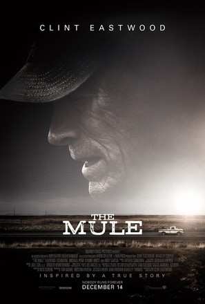 The Mule - Movie Poster (thumbnail)