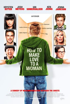 How to Make Love to a Woman - Movie Poster (thumbnail)
