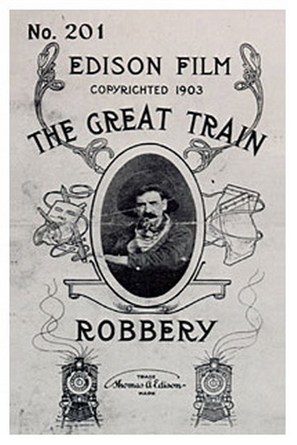 The Great Train Robbery - poster (thumbnail)