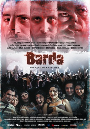 Barda - Turkish Movie Poster (thumbnail)