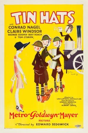 Tin Hats - Movie Poster (thumbnail)
