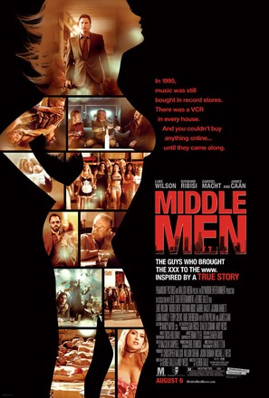 Middle Men - Movie Poster (thumbnail)