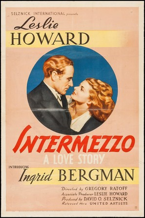 Intermezzo: A Love Story - Movie Poster (thumbnail)