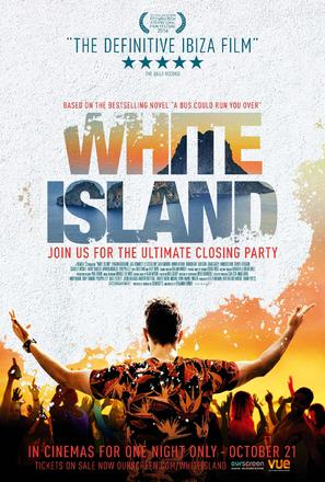 White Island - British Movie Poster (thumbnail)