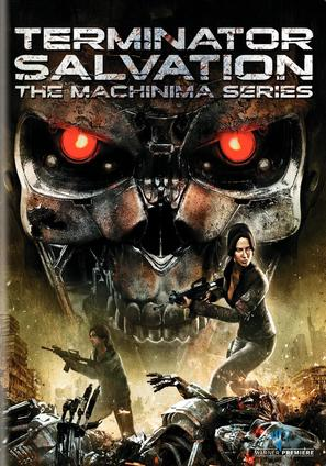 """Terminator Salvation: The Machinima Series"" - Movie Cover (thumbnail)"