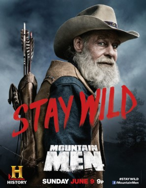 """Mountain Men"" - Movie Poster (thumbnail)"