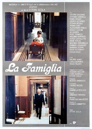 La famiglia - Italian Movie Poster (thumbnail)