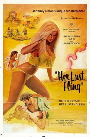 Her Last Fling - Movie Poster (thumbnail)