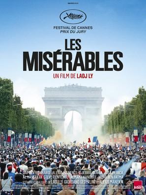 Les misérables - French Movie Poster (thumbnail)
