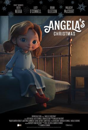 Angela's Christmas - Irish Movie Poster (thumbnail)