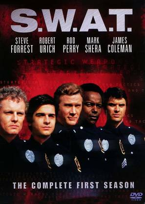 """S.W.A.T."" - DVD movie cover (thumbnail)"