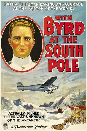 With Byrd at the South Pole - Movie Poster (thumbnail)