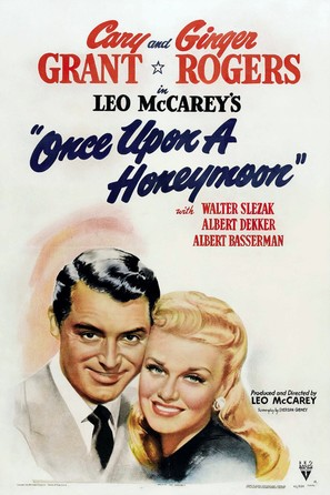 Once Upon a Honeymoon - Movie Poster (thumbnail)