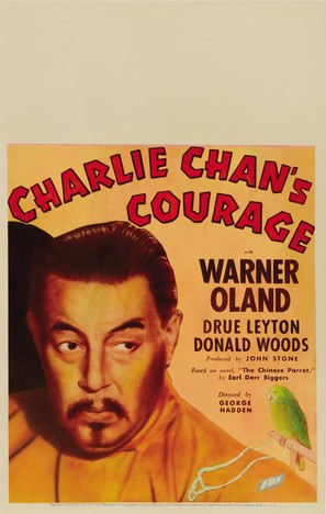 Charlie Chan's Courage - Movie Poster (thumbnail)