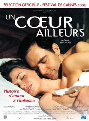 Il cuore altrove - French poster (thumbnail)