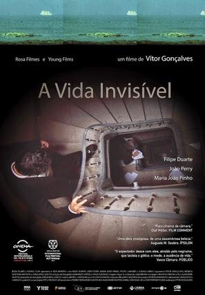 A Vida Invisível - Portuguese Movie Poster (thumbnail)
