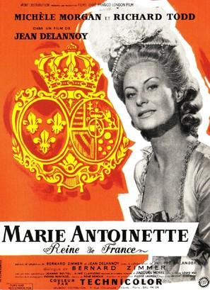 Marie-Antoinette, de martelares