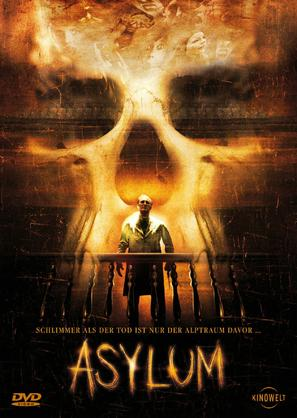 Asylum - German Movie Cover (thumbnail)
